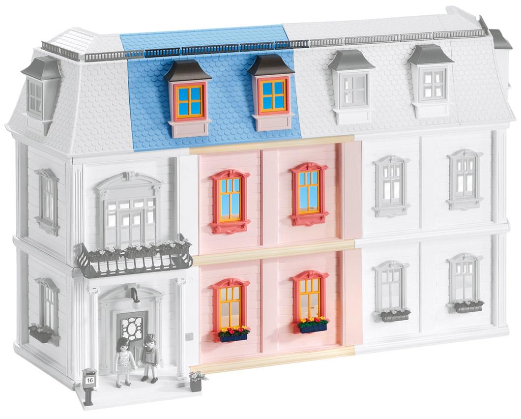 Playmobil 6452 pas cher fa ade suppl mentaire pour maison traditionnelle - Produit nettoyage facade maison ...