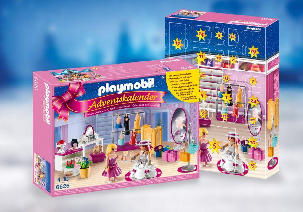 Calendrier De L Avent Playmobil Pas Cher.Playmobil Cher Christmas De Calendrier L Avent 6626 D Pas