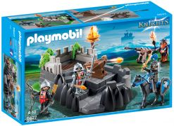 PLAYMOBIL Knights 6627 - Bastion des chevaliers du Dragon Ailé pas cher