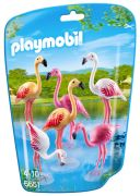PLAYMOBIL City Life 6651 Groupe de flamants roses
