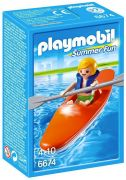 PLAYMOBIL Summer Fun 6674 Enfant et kayak