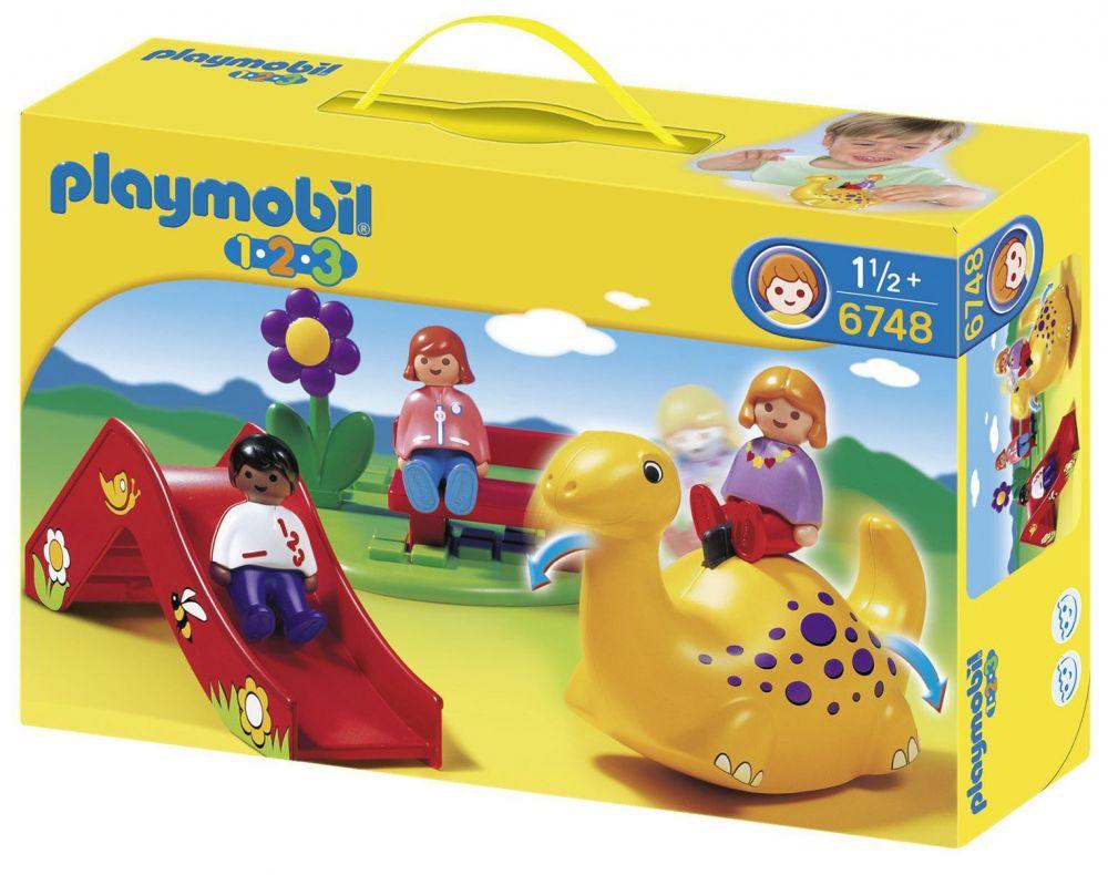 playmobil 123 6748 pas cher enfants et aire de jeux. Black Bedroom Furniture Sets. Home Design Ideas