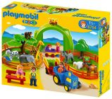 PLAYMOBIL 123 6754 Coffret grand zoo