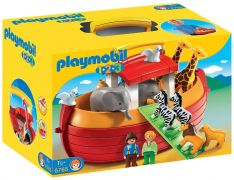 PLAYMOBIL 123 6765 Arche de Noé transportable
