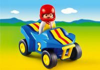 PLAYMOBIL 123 6782 Quad