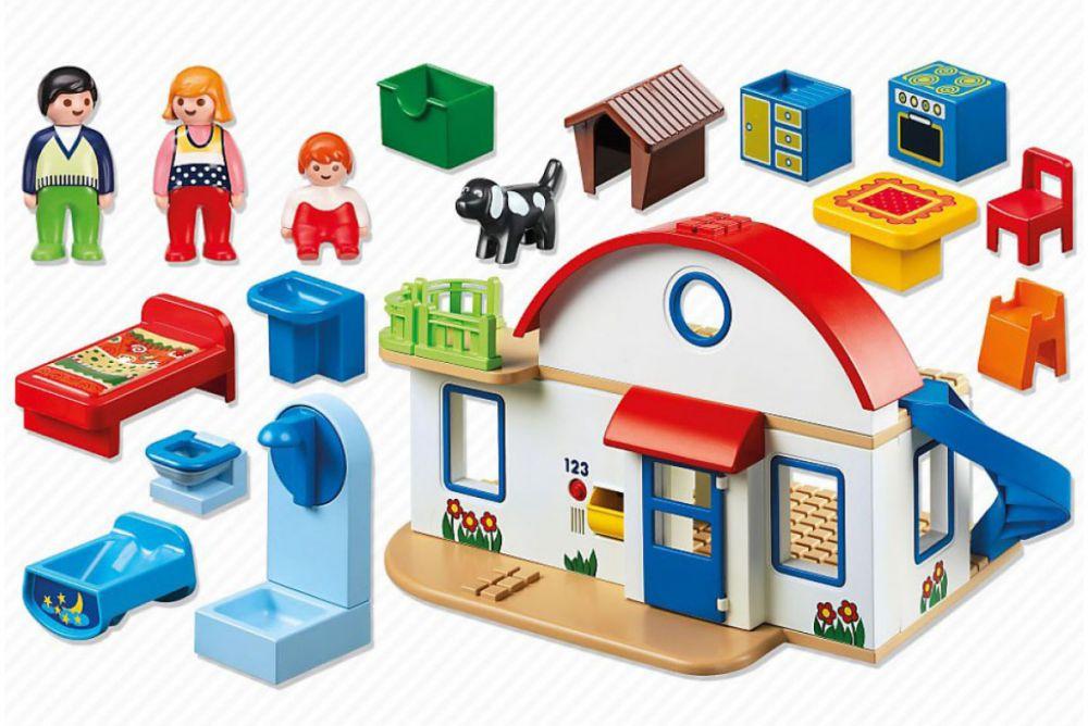 Plan maison de campagne playmobil ventana blog - Plan maison de campagne playmobil ...