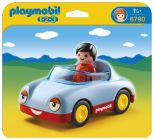 PLAYMOBIL 123 6790 Voiture cabriolet