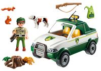 PLAYMOBIL Country 6812 Garde forestier avec pick-up