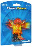 PLAYMOBIL Playmo-Friends 6819 - Mutant de feu pas cher