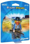 PLAYMOBIL Playmo-Friends 6820 - Cow-boy masqué pas cher