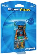 PLAYMOBIL Playmo-Friends 6822 Flibustier