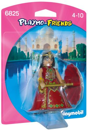 PLAYMOBIL Playmo-Friends 6825 Princesse indienne