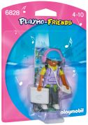 PLAYMOBIL Playmo-Friends 6828 Adolescente avec ordinateur