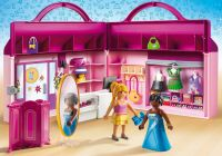PLAYMOBIL Dollhouse 6862 Magasin transportable