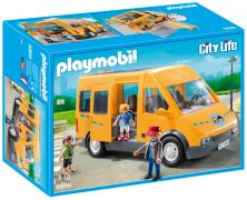 PLAYMOBIL City Life 6866 Bus scolaire