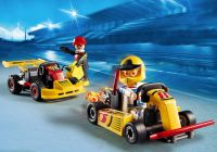 PLAYMOBIL City Action 6869 Atelier de karting