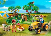 PLAYMOBIL Country 6870 Starter Set Couple de fermiers avec verger