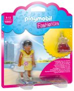 PLAYMOBIL City Life 6882 Fashion Girl - Tenue d'été
