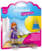 PLAYMOBIL Dollhouse 6885 Fashion Girl - Tenue de ville