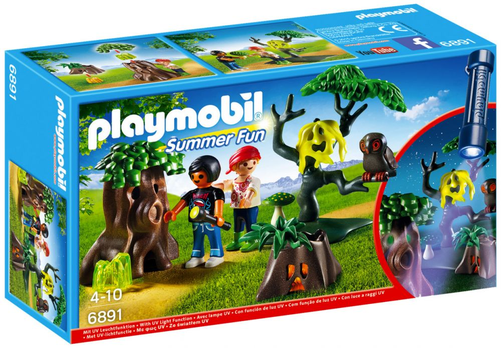 Torche Playmobil Avec Et Fun 6891 Lampe Summer Enfants Végétation j354RLqA