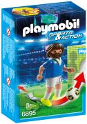 PLAYMOBIL Sports & Action 6895 Joueur de foot Italien