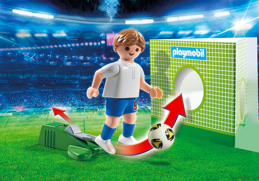 playmobil sports  u0026 action 6898 pas cher