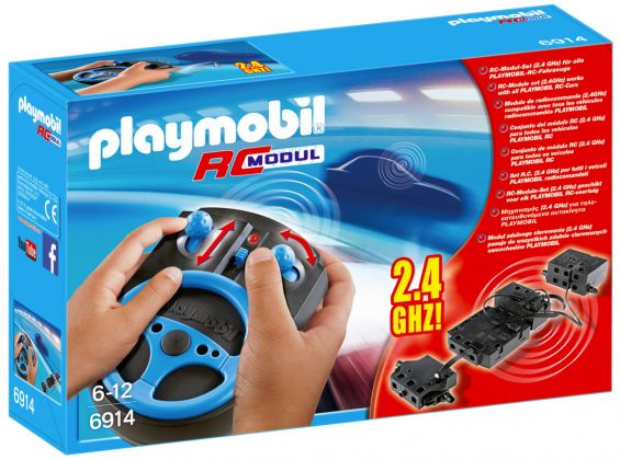 PLAYMOBIL City Action 6914 Module de radiocommande 2,4 GHz