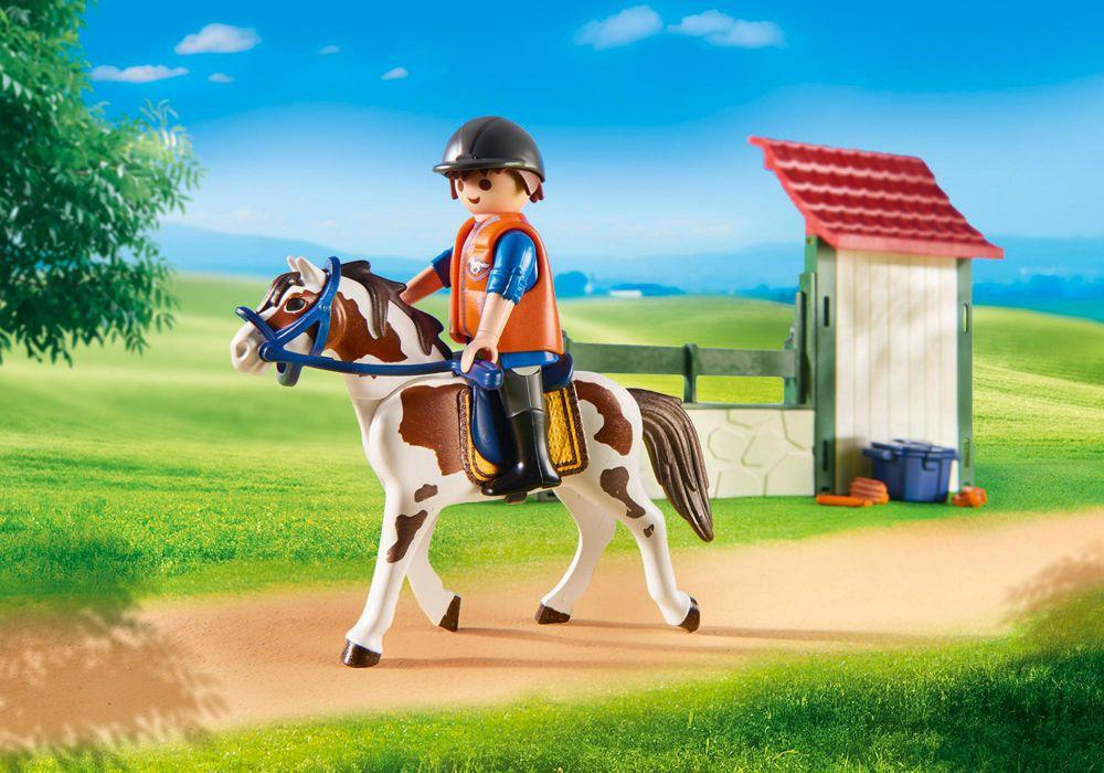 playmobil country 6929 pas cher box de lavage pour chevaux. Black Bedroom Furniture Sets. Home Design Ideas