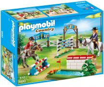 PLAYMOBIL Country 6930 Parcours d'obstacles