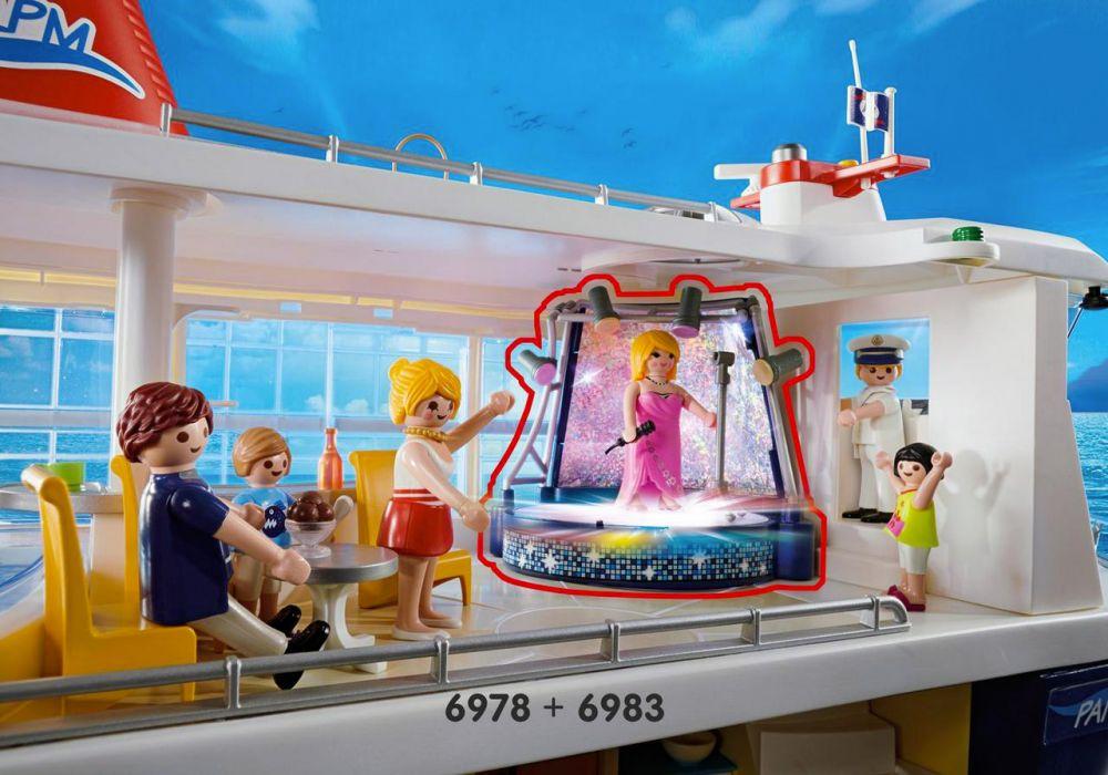 Playmobil Family Fun  Pas Cher  Bateau De Croisire