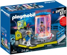 PLAYMOBIL Space 70009 SuperSet Agents de l'espace