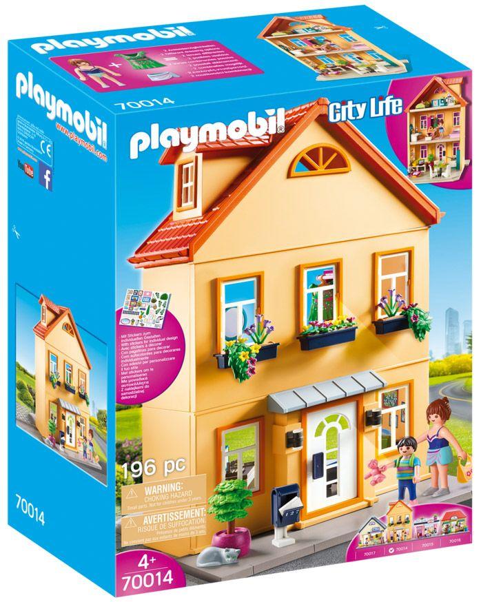 PLAYMOBIL City Life 9 Maison de ville