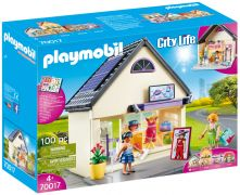 PLAYMOBIL City Life 70017 - Boutique de mode pas cher