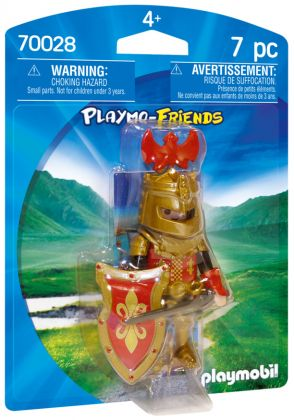 PLAYMOBIL Playmo-Friends 70028 Chevalier royal
