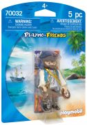 PLAYMOBIL Playmo-Friends 70032 Pirate avec boussole