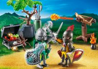 PLAYMOBIL Knights 70036 Starter Pack Duel de Chevaliers