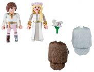 PLAYMOBIL Dragons (DreamWorks) 70045 Astrid et Harold