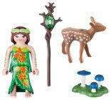 PLAYMOBIL Special Plus 70059 Nymphe et faon