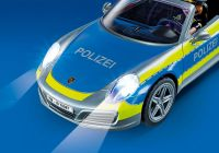 PLAYMOBIL Sports & Action 70067 Porsche 911 Carrera 4S Police