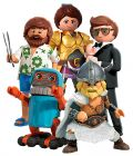 PLAYMOBIL Le Film 70069 The Movie Figures - Série 1