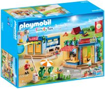 PLAYMOBIL Family Fun 70087 Grand camping