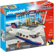 PLAYMOBIL City Action 70114 Aéroport
