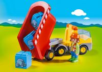 PLAYMOBIL 123 70126 Camion benne