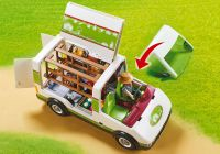 PLAYMOBIL Country 70134 Camion de marché