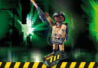 PLAYMOBIL Ghostbusters 70171 Ghostbusters Edition Collector W. Zeddemore