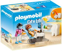 PLAYMOBIL City Life 70198 Dentiste