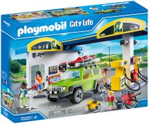 PLAYMOBIL City Life 70201 Station service