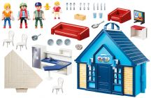PLAYMOBIL Family Fun 70219 Maison transportable FunPark
