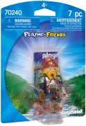 PLAYMOBIL Playmo-Friends 70240 Combattant nain avec arbalète