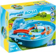 PLAYMOBIL 123 70267 Aqua : Parc aquatique